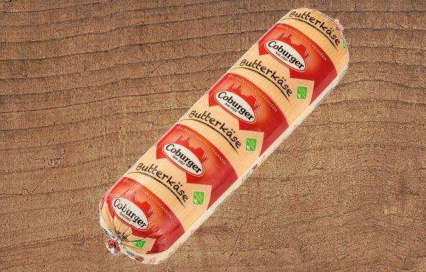 Coburger Butterkäserolle 50 % Fett i. Tr.