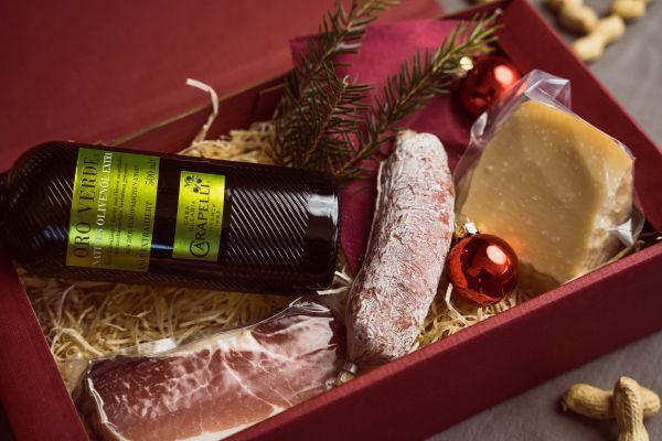 Weihnachtspaket Italia