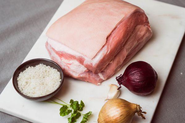 Schlegelbraten vom Schwein | Krustenbraten