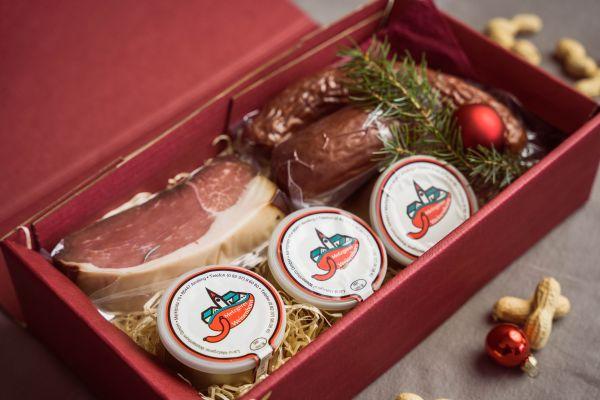 Weihnachtspaket Liebhaber