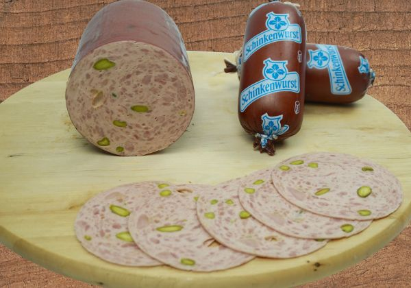 Schinkenwurst (Portionswurst)