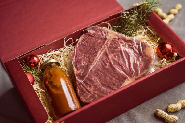 Weihnachtspaket Steaknachten